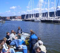 Rondvaart Enkhuizen