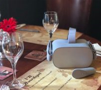 Virtual Reality Diner Enkhuizen